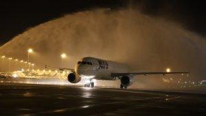 Joon'un ilk Paris uçağı havalandı