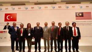 Türkiye-Malezya İş Geliştirme 1. İstişare Toplantısı tamamlandı