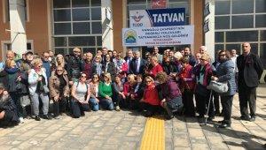 Van Gölü Ekspresi Bitlis'e ulaştı
