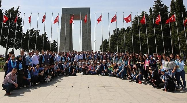 """Başkan Altay: """"Çanakkale ruhunu diri tutmalıyız"""""""