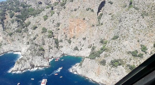 Batan teknede 75 kişi olduğu öğrenildi