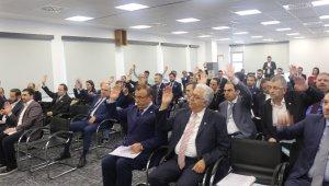 İstanbul Su Ürünleri ve Hayvansal Mamuller İhracatçıları Birliği'ne taze kan