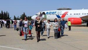 Antalya'ya gelen turist sayısında yüzde 47'lik artış