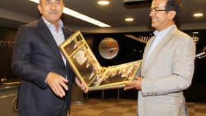 """Bakan Çavuşoğlu: """"İhracatın önündeki engelleri kaldırdık"""""""