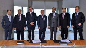 Denizbank, 3,2 milyar dolara Dubaili Emirates NBD'ye satıldı