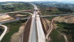 İstanbul-İzmir Otoyolu Balıkesir kuzey ile batı kavşağı arası bu yıl açılacak