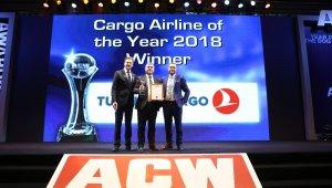 Yılın Hava Kargo Taşıyıcısı ödülü Turkish Cargo'nun oldu
