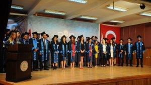 BEÜ Denizcilik Fakültesi mezuniyet töreni gerçekleştirildi