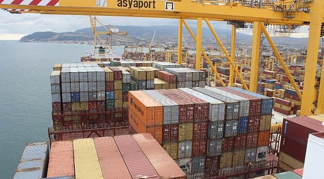 """""""Liman Tek Pencere Sistemi"""" Tekirdağ'daki Asyaport Limanı'nda uygulanmaya başlandı"""