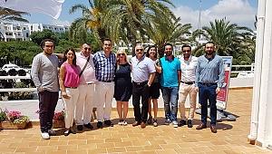 SEAMAP projesinin 2. Toplantısı İspanya'da Gerçekleştirildi