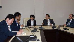 Trabzon'dan Mitsubishi Electric'e Yatırım Adası'na yatırım daveti