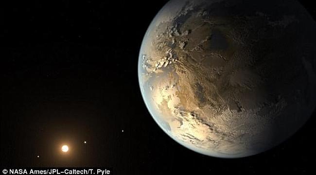 Uzay bilimciler, Dünya benzeri iki gezegende hayat olabileceğini iddia etti