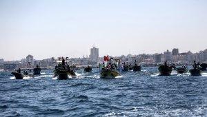 Gazze'den İsrail'in deniz ablukasını kırmak için ikinci teşebbüs