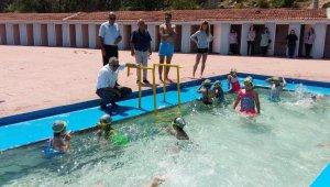İnönü'de yüzme bilmeyen çocuk kalmayacak