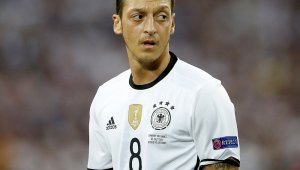 Mesut Özil, istatistiklerde zirvede