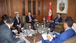 Nurol Makina'dan Tunus'a askeri ekipman fabrikası