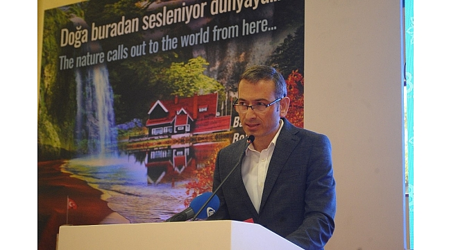 """""""Batı Karadeniz'e uluslararası marka değeri kazandırdık"""""""