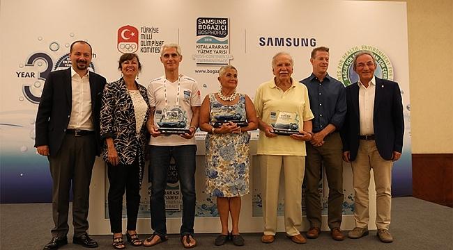 Samsung Boğaziçi Kıtalararası Yüzme Yarışı heyecanı Pazar günü yaşanacak