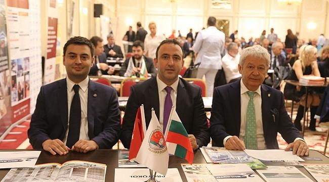 """Sofya'da """"Bulgar-Türk Ticaret Günleri"""" etkinliği"""