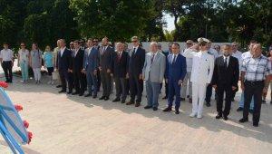 Tekirdağ'da Kabotaj Bayramı töreni