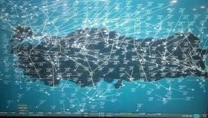 Türkiye hava sahası rekor kırdı