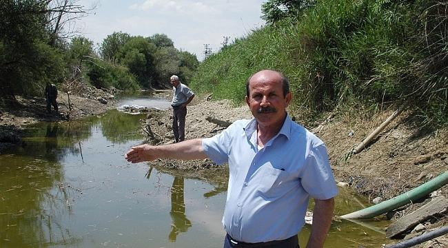 Türkiye'nin can damarı Sakarya Nehri kurumaya yüz tuttu