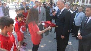 Atatürk'ün Çankırı'ya gelişinin 93. yıl dönümü kutlandı
