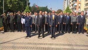 Atatürk'ün Konya'ya gelişinin 98. yıl dönümü kutlandı