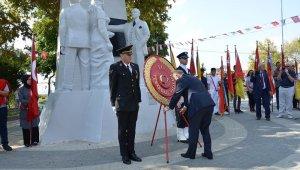 Atatürk'ün Tekirdağ'ı ziyareti ve Harf İnkılabının yıldönümü kutlandı