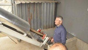 Giresun'da bio yakıt ve pelet üretimi başladı