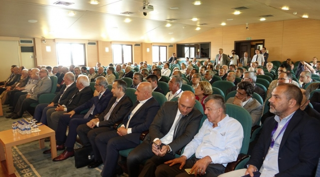 İMEAK DTO 2018 Ağustos ayı olağan meclis toplantısı gerçekleşti