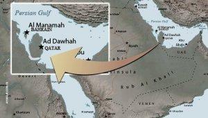 Suudi Arabistan'ın çılgın kanal projesi start aldı