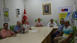 """""""Trakya Bölgesi'ndeki İklim Değişikliği ile Mücadele"""" konulu toplantı düzenlendi"""