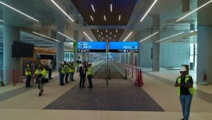 Açılmasına 46 gün kala İstanbul Yeni Havalimanı havadan görüntülendi