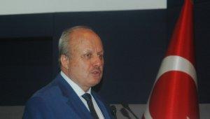 """ASO Başkanı Özdebir: """"Türk sanayicileri için Afrika ekonomik olarak bir fırsatlar kıtasıdır"""""""