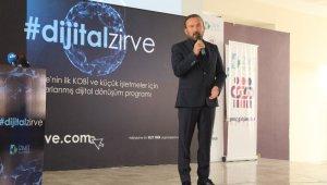 Bilişim dünyasının devleri Dijital Zirve'de buluştu
