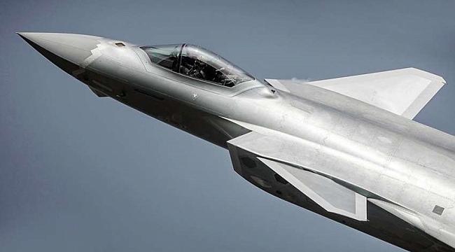 Çin'in J-20 savaş uçağının motoru 2018 sonunda üretilmeye başlanacak