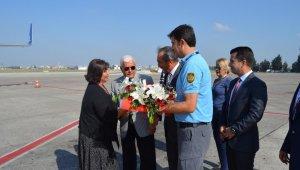 Çukurova Havalimanı'nda altyapı inşaatının yüzde 40'ı tamamlandı