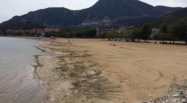 Eğirdir Gölü'nün su kodu 916,64 metreye düştü