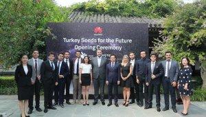 HUAWEI Geleceğin Tohumları Projesi Pekin'deki açılış seremonisi ile başladı