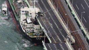 Japonya'daki Jebi Tayfunu'nda bilanço ağır: 11 ölü, 300 yaralı