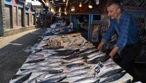 Karadenizli balıkçılara hava engeli