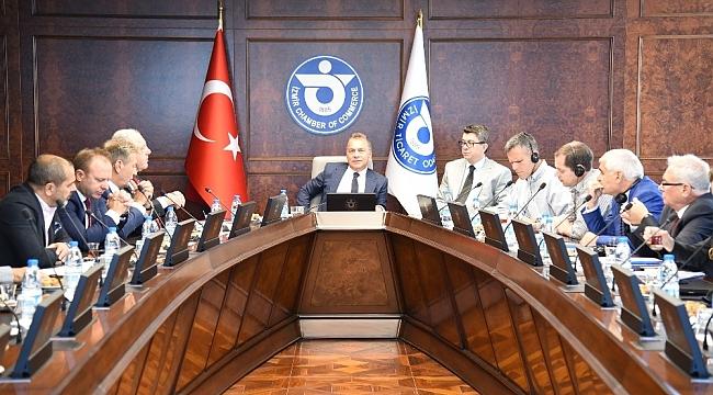 Kruvaziyerde rota yeniden İzmir'e çevrilecek