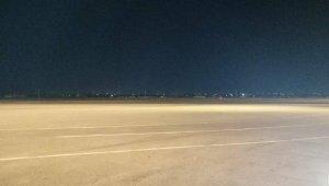 Libya'nın çalışan tek havalimanına füze saldırısı düzenlendi