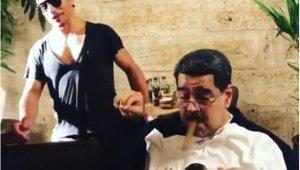 """Maduro'dan Nusr-Et savunması: """"Teknik bir konu"""""""