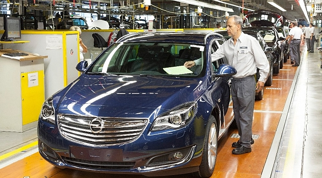 Otomotiv ihracatı 8 ayda 21 milyar dolara ulaştı