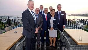 UK P&I Yetkilileri Türk Denizcilik Sektörü İle Buluştu