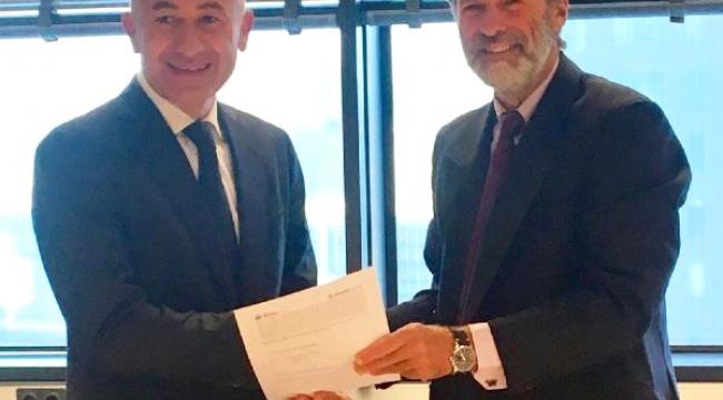 Rönesans Holding ve Port Of Rotterdam'dan İşbirliği