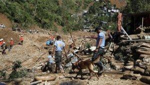 Tayfunun vurduğu Filipinler'de madenler kapatıldı