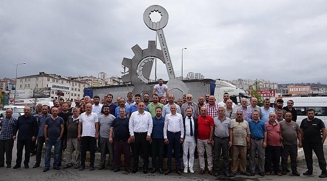 Trabzon'a yeni sanayi sitesi için ilk adım atıldı